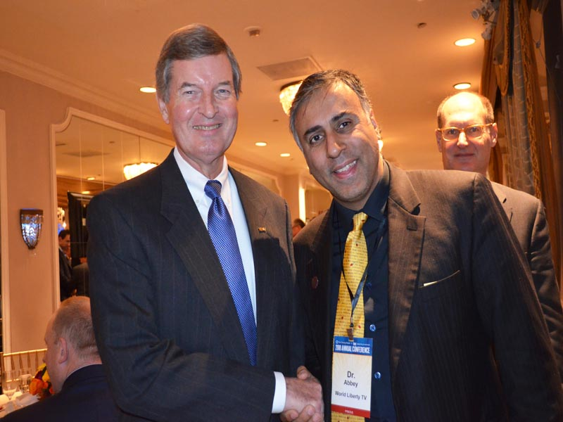 Dr.Abbey with Kelly King Chairman & CEO BB&T Corporation