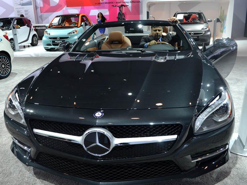 2014 Mercedes Benz SL 550  2
