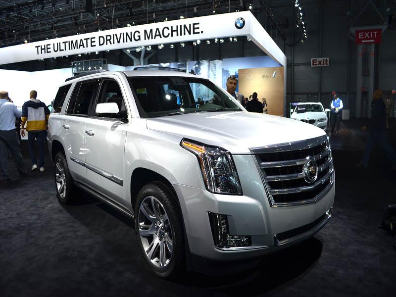 2015 Cadillac Escalde 4WD Premium SUV 2 (2)