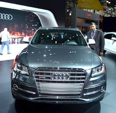 Audi 2014 SQ5 Suv Crossover 2