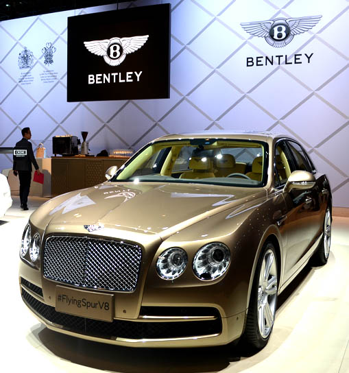 Bentley Flying Spur V8 2