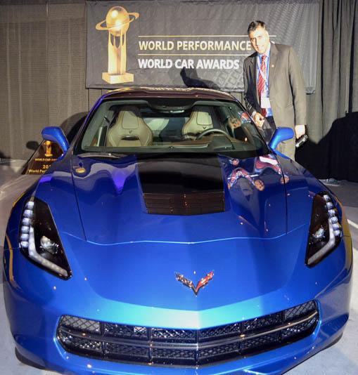 Cheverolet Corvette Stingray
