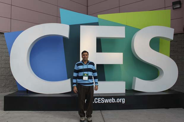 Consumer Electronics Show ,Worlds Largest Show