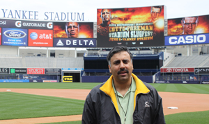 Dr.Abbey at New Yankee Stadium