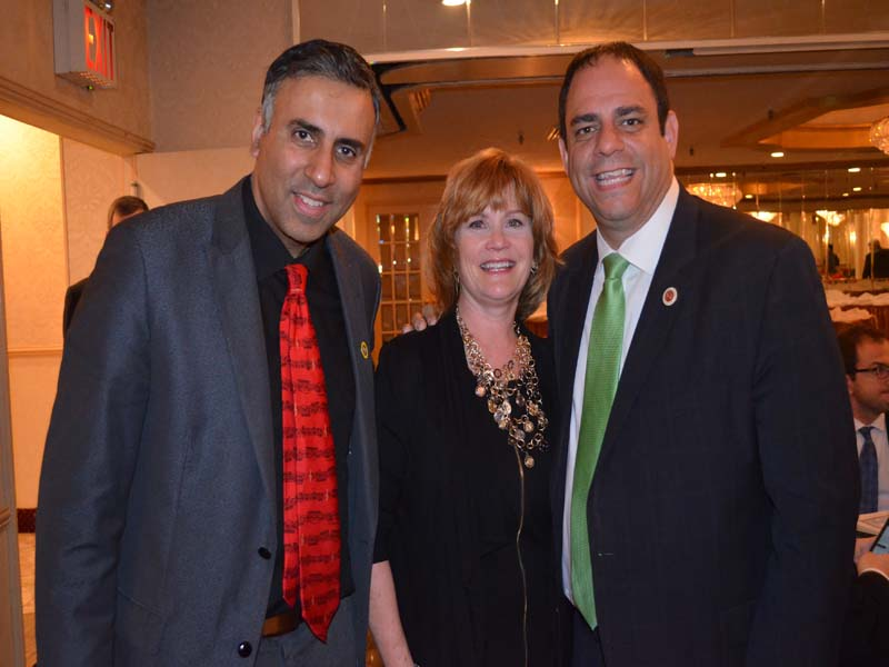 Dr.Abbey with Anne Marie Anzalone & Constantinides Dist Leaders