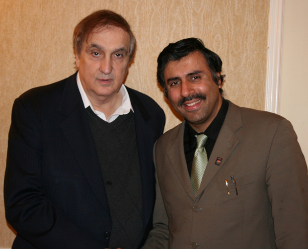Dr.Abbey with Assembly Member Vito Lopez