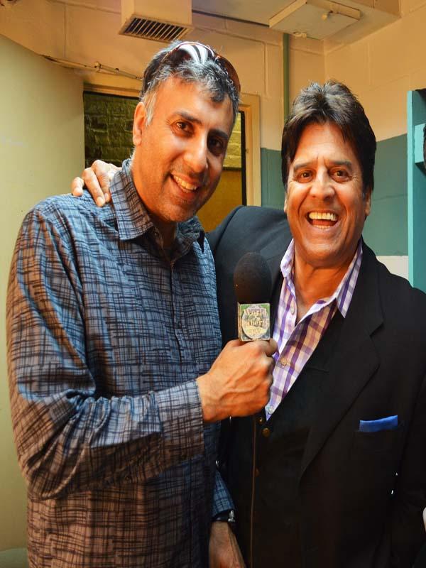 Dr.Abbey with Erik Estrada Actor
