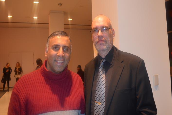 Dr.Abbey with Jorgen Jorgensen President HMAgency