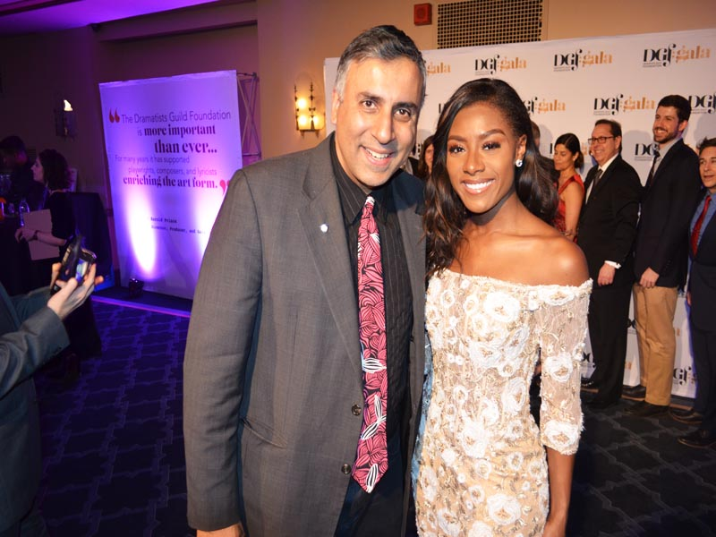 Dr.Abbey with Miss America 2019 Nia Franklin