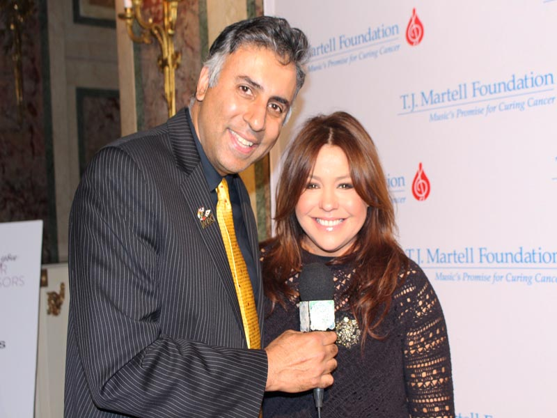 Dr.Abbey with Rachael Ray TV Host & Philanthropist