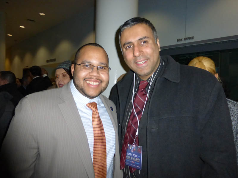 Dr.Abbey with Victor M.Pichardo Assembly Member for 86th Dist