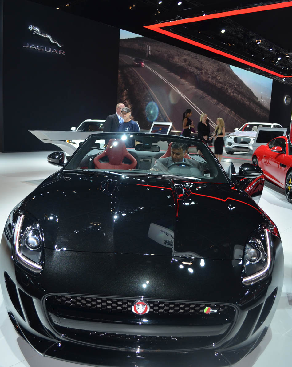 Jaguar 2014 F-Type Convertible