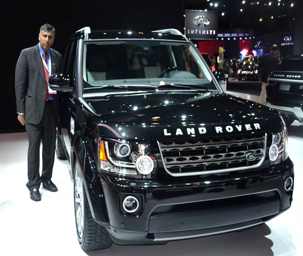 Land Rover 2014 XX5 Black  2
