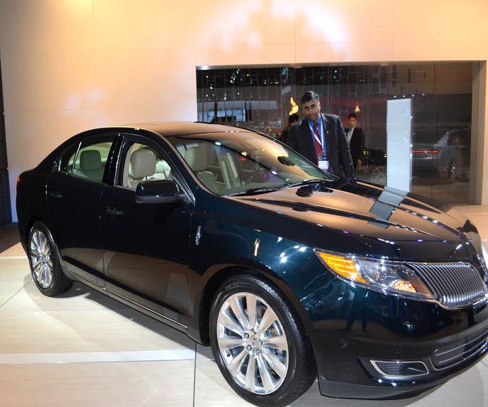 Lincoln 2014 MK3 3.5 I Ecoboost AWD