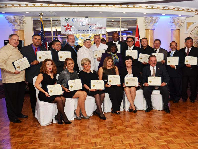 2015 Honorees
