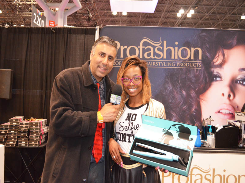 Dr.Abbey with Blush For ProFashion