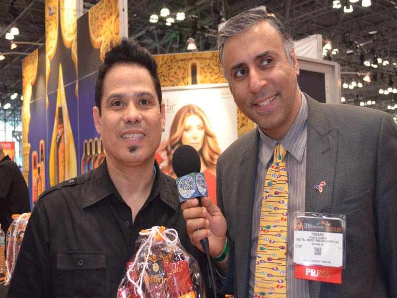 Dr.Abbey with Carlos Gonzalez Of Agadir Int'l