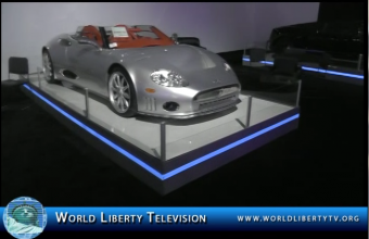Debut of The Rich Man's Car at The New York Auto Show  (2012)