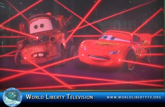 Disney's Pixar Cars 2 Preview and Cars Showcase Presentation  – 2011