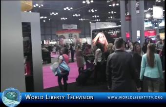 International Beauty Show 2013 at the New York Javits Convention Center