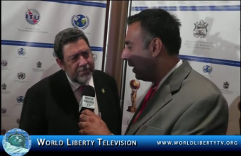 Interview with Dr. Ralph Gonsalves, President of Saint Vincent  and the Grenadines -2011
