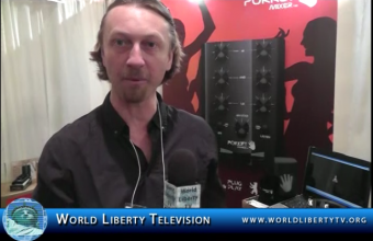 Interview with Christian Komm, Inventor of the Pokket Mixer – 2012