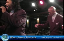 Live Performance by Legendary R&B Sensation Ray, Goodman, & Brown – 2012