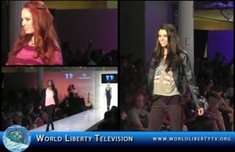 Boy Meets Girl  by Stacy Igel Fashion Show – New York, 2012