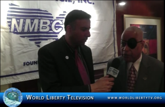 Exclusive Interview with John F. Robinson, President & CEO of NMBC at the 40th Anniversary and 32nd Annual Awards Luncheon – New York, 2012