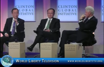 Ban Ki-Moon, Secretary General of United Nations Speaks about Designing for Impact at the CGI 2012