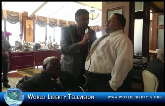 Exclusive Interview with Emile Griffith and his son, Louis Rodrigo Griffith – New York, 2012