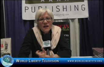 Interview with Helen Patton of Patton Publishing and the Granddaughter of General Patton at The BEA NY Show 2012