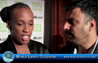 "Interview  with Jacqueline ""Jackie"" Joyner-Kersee, Women's Great Athlete – 2010"