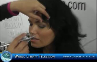 DINAIR, Air Brush Make Up and Products  – 2011