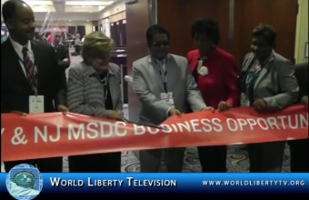 Exclusive Interview with Lynda Ireland, NY& NJ Minority Supplier Development Council, President and CEO, at the Annual Expo 2012