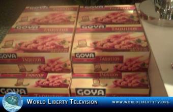 Goya Food Products Showcase  (2012)