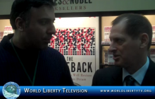 Interview with Gary Shapiro, President of International Consumer Electronics Association (CEA) at Las Vegas Convention Center – 2011