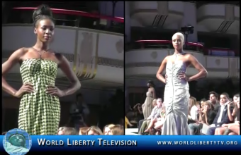 Arthlene Legair Couture Designer from Dominica/USA – 2012