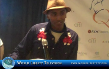 Chef Marcus Samuelsson, Winner of Bravo's Top Chef Master Season Two – 2011