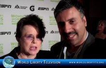 Interview with Billy Jean King, Tennis Great – 2012
