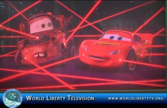 Disney's Pixar Cars 2  Preview  and Cars Showcase (2011)