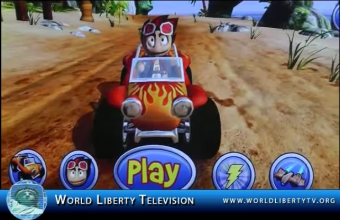 Nvidia's Beach Buggy Blitz Game Review – 2013