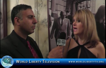 Dynasties of the Sea, interview with Author Lori Ann LA Rocco at The Plaza Hotel NY