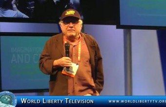 Danny DeVito, Director, Producer, and Actor – Live Performance at The International CES 2013