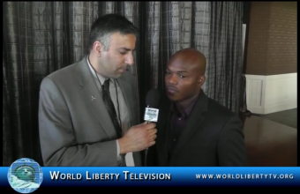 Interview with Timothy Bradley, Two Time World Junior Welterweight Boxing Champion – New York, 2012