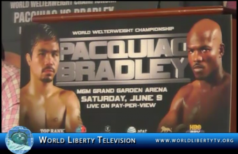 Manny Pacquiao vs. Tim Bradley New York Press Conference at Pier 60 – New York, 2012