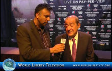 Promoter Bob Arum Talks about Manny Pacquiao vs. Juan Manuel Marquez IV