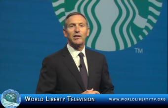 Howard Schultz, Chairman President and CEO, of Starbucks Speech at the 102nd NRF Conference – 2013