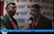 Exclusive Interview with Dewey Bozella, Winner of the Courage in Overcoming Adversity – 2012