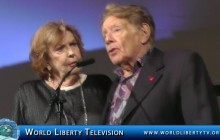 Jerry Stiller and Anne Meara  Receiving the Made in NY Lifetime Achievement Award –New York, 2012